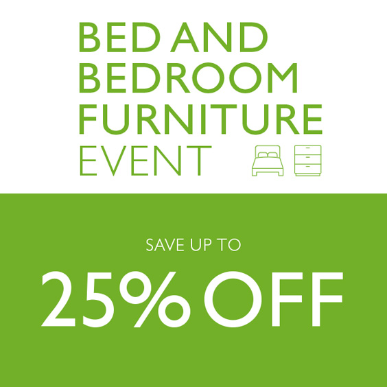 Bed and Bedroom Furniture Event